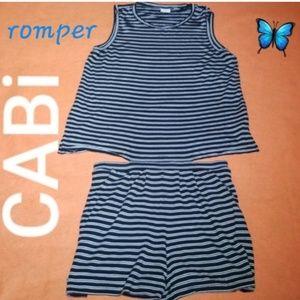 Cabi Romper